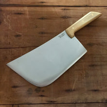 "Pallares 10.5""Butcher Cleaver Carbon - Boxwood"