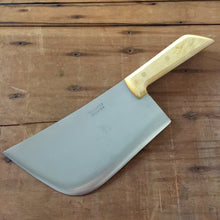 Pallares 9 inch Butcher Cleaver Carbon - Boxwood