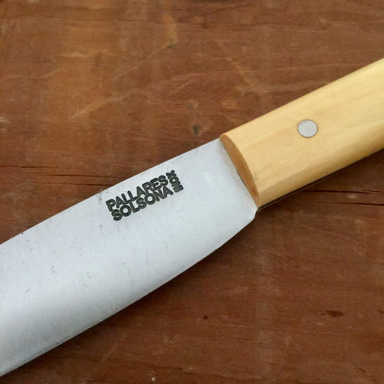 "Pallares 3.5"" Slim Table Knife Stainless - Boxwood"