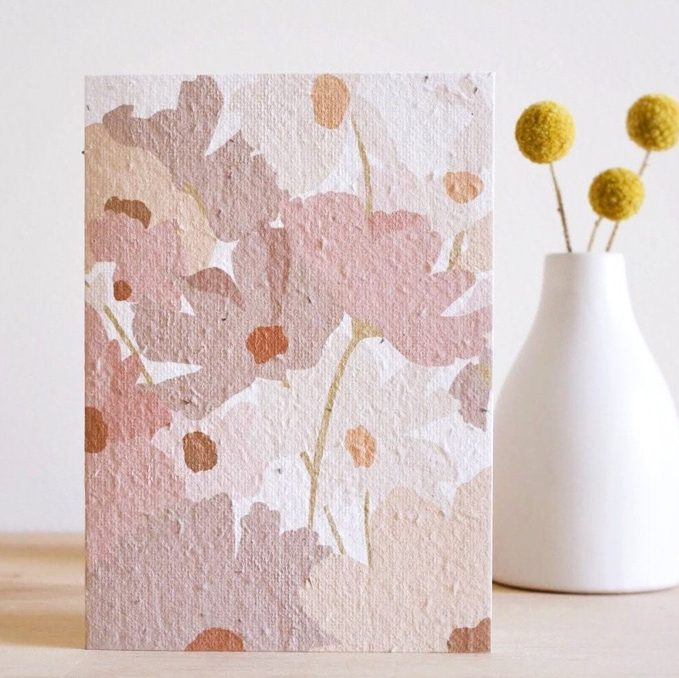 Posey Blooming | Plantable Seed Card