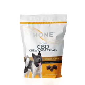 Chewy Dog Pet Treats 5mg (60ct)