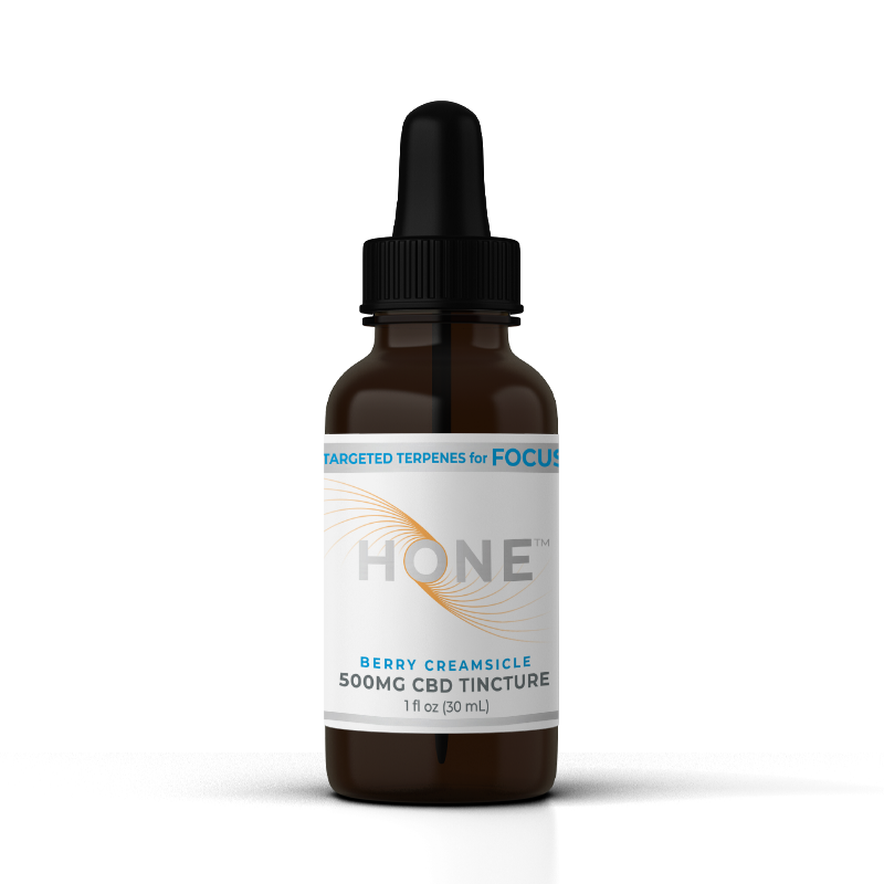 Hone Focus Berry Creamsicle 500mg CBD