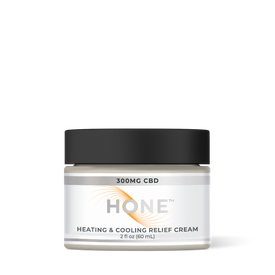 Heating + Cooling Relief Cream (300mg)