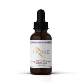 500mg of Broad Spectrum CBD Oil (for REST)