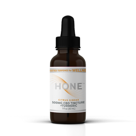 500mg of Broad Spectrum CBD Oil (for WELLNESS)