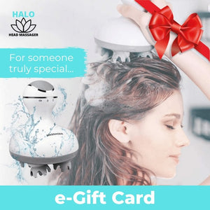 Halo Head Massager Gift Card - Halo Head Massager