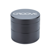"Groove 2.5"" 4-piece Grinder + Sifter"