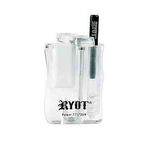 RYOT Short Acrylic Taster Box with Matching Bat