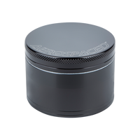 "Aerospaced 3.5"" 4-piece Grinder + Sifter"