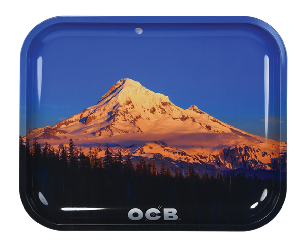 OCB Mount Hood Large Metal Tray