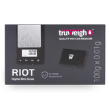 Truweigh Riot Digital Mini Scale - 100g x 0.01g
