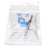 DabWare Short Scoop and Ball Titanium Dabber