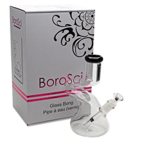 "BoroSci Glass Bong 9"" Loop Beaker Bong"