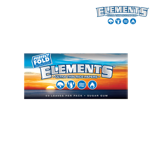 Elements Perfect Fold 1 1/4 Papers Box/25