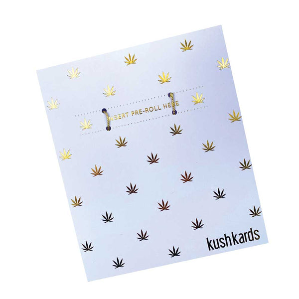 KushKards Polka Dot Gift Card