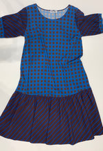 Load image into Gallery viewer, Square Print Dress 3130