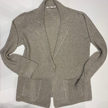 Load image into Gallery viewer, Knitted Sparkle Jacket 20D1061