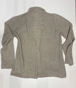 Knitted Sparkle Jacket 20D1061