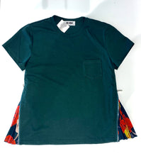 Load image into Gallery viewer, Side Pleat T- Shirt 8187