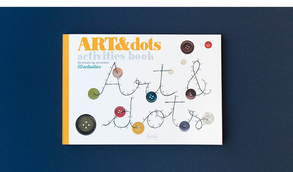 Arts & Dots Activities Book
