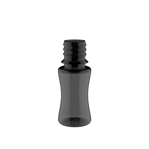 Chubby Gorilla - 10ML Unicorn Bottle - Black Bottle / Black Cap - V3 - Copackr.com