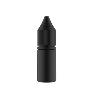 Chubby Gorilla - 10ML Unicorn Bottle - Solid Black Bottle / Black Cap - V3 - Copackr.com
