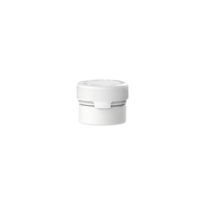 30CC/1FL.OZ/30ML Aviator CR - Container With Inner Seal & Tamper - Opaque White With Opaque White - Copackr.com