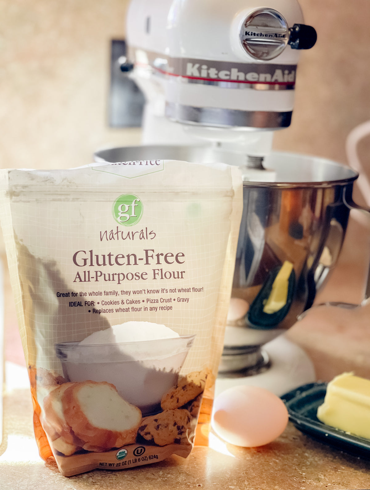 Gluten-Free All Purpose Flour