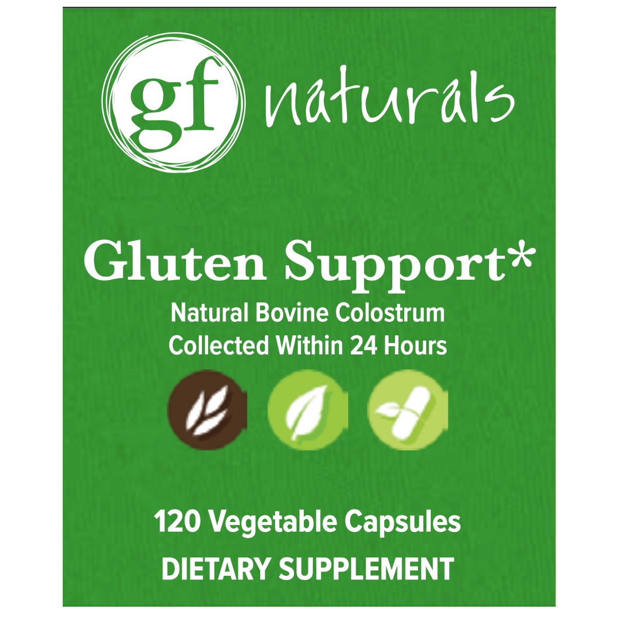 Gluten Support Supplement.
