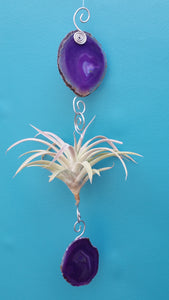Agate Bling Single (Hanging)