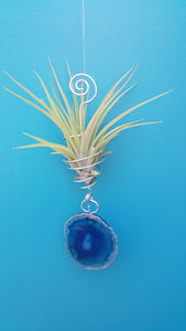Agate Twiddle (Hanging)