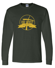 "Load image into Gallery viewer, ""B.I.G""+ Ash St. Logo Unisex Long Sleeve T-shirt"
