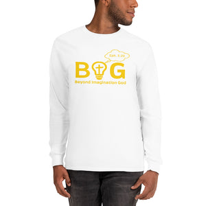 """B.I.G"" Unisex Long Sleeve T-Shirt"