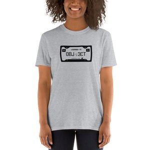 """Licensed To Object"" Short Sleeve Tee"