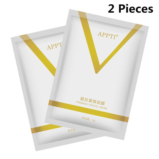 Face Lifting Mask Miracle V Shape Slimming Mask Facial Line
