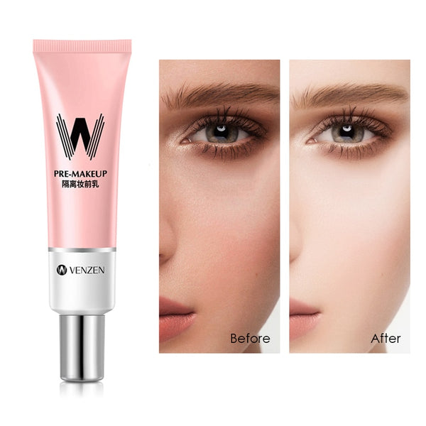 2020 Professional Face Base Primer Women Makeup Natural Matte Oil-control Facial Cream Brighten Foundation Primer Cosmetic TSLM2