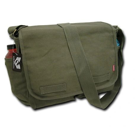 Military Messenger Bag OD