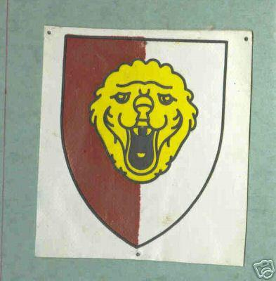 Armored Troops Shoulder Badge, 16th Armoured Division