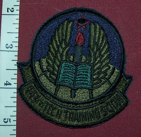 USA: 443rd Technical Training Squadron Jacket Crest