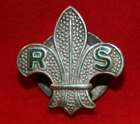 RS Rover Scout Pin / Badge
