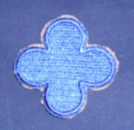 88th Div. US Military Shoulder Patch