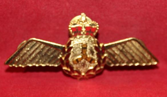 RCAF Flight Engineer Wing Badge