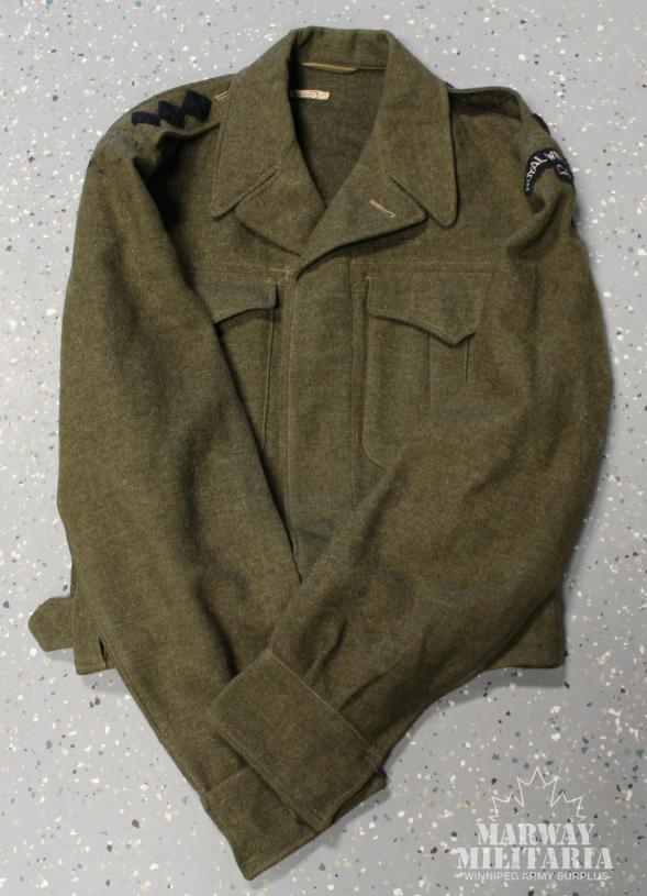 Royal Winnipeg Rifles / QOR Veterans Tunic