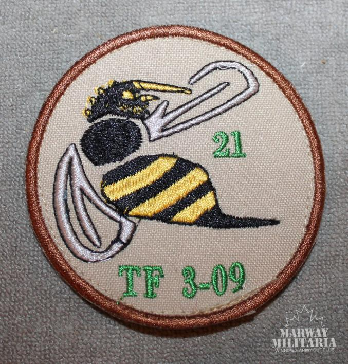 TF 3-09 Combat Patch