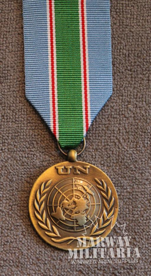 United Nations UNFIL Medal - Lebanon 1978
