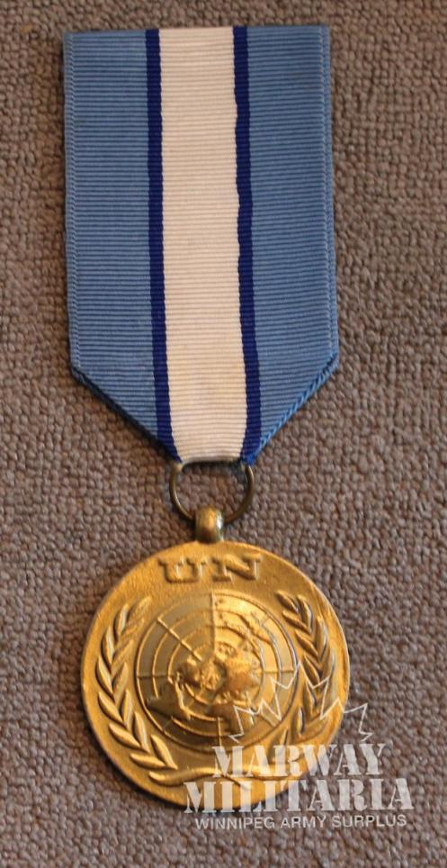 United Nations UNFICYP Medal