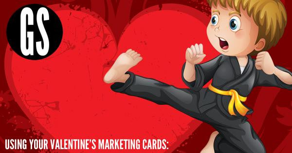 Valentines Marketing:  3 simple steps