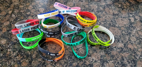 Life Skills Wristbands - Get Students