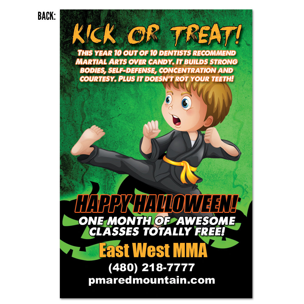 BOO! Halloween AD Card 01 - Get Students