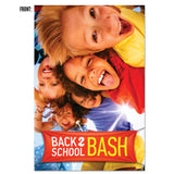 Back To School Bash Invitation